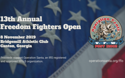 13th Annual Freedom Fighters Open